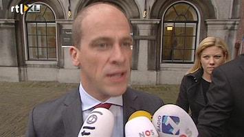 RTL Nieuws Samsom en Rutte vandaag naar informateurs