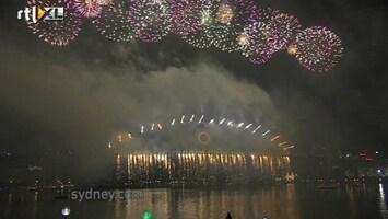 RTL Nieuws Giga-vuurwerk jaarwisseling Sydney