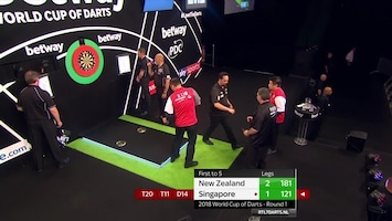 RTL 7 Darts: World Cup Of Darts Afl. 2