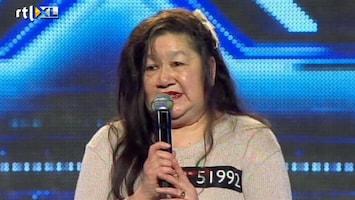 Het Beste Van X Factor Worldwide - Gail Heeft Iets Recht Te Zetten