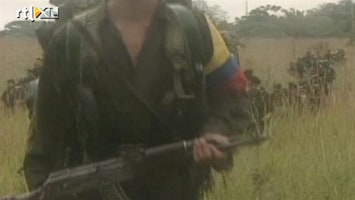 RTL Nieuws Weer zware strijd in Colombia