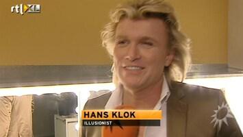 RTL Boulevard Premiere circus Hans Klok