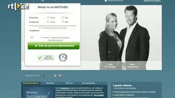 RTL Nieuws 50-Plussers vaakst slachtoffer dating-criminelen