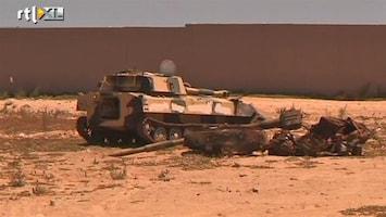 RTL Nieuws Duitsland steunt Libische rebellen