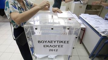 RTL Nieuws Europa kijkt gespannen naar Griekse verkiezingen
