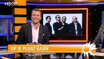 RTL Boulevard Album Coldplay komt uit