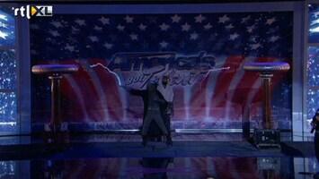 Het Beste Van Got Talent Worldwide De spanning stijgt bij ArcAttack