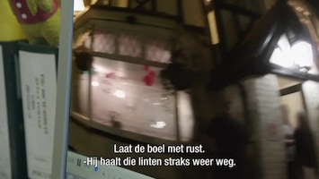 24 Uur In De Politiecel UK Code of silence