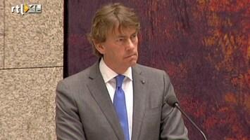 RTL Nieuws Pijnlijk debat over Hedwigepolder
