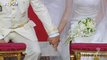 RTL Nieuws Huwelijk prinselijke playboy ingezegend