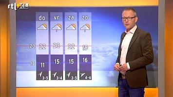 RTL Nieuws 'Komende dagen prima zomerweer'