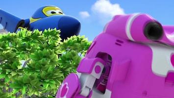 Super Wings - Vliegende Kleuren