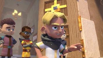 Mijn Ridder En Ik De slag van de reuzenschildknaap