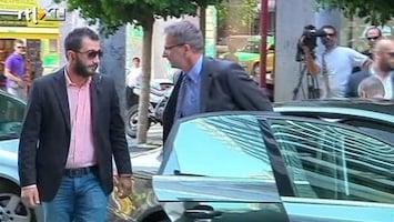 RTL Nieuws Grieken snijden fors in pensioenen