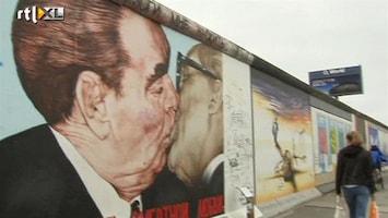 RTL Nieuws Bouw Berlijnse muur herdacht