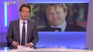 RTL Nieuws Extra uitzending over prins Friso