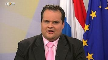 Wekelijks Gesprek Met De Minister Van Financien - Uitzending van 18-01-2011