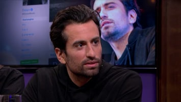 RTL Late Night: Dotan door het stof bij Humberto (fragment)