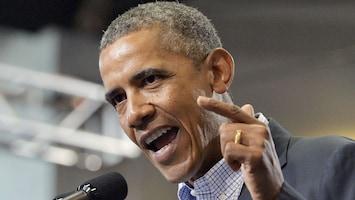 RTL Nieuws Obama wil nog steeds vergelding voor gifgasaanval