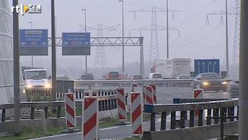 RTL Nieuws Minder files door meer asfalt