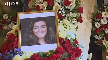 RTL Nieuws Eerste slachtoffer Noorwegen begraven