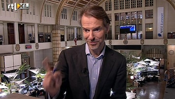 RTL Z Nieuws 09:00 Zes dagen verlies op rij belooft weinig goeds'