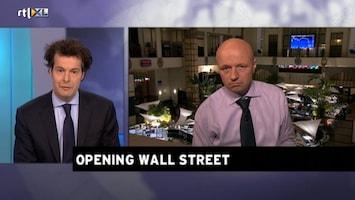 Rtl Z Opening Wall Street - Afl. 42