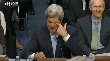 RTL Nieuws Openbare sollicitatie Kerry als opvolger Clinton