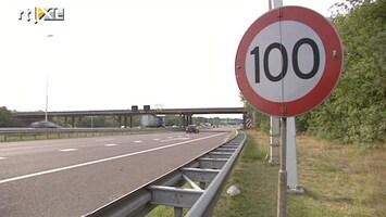 RTL Nieuws Meldpunt voor snelheden snelweg
