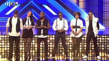 X Factor - For Tune Overtuigt Gordon