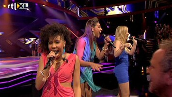 X Factor Sing-off Sway