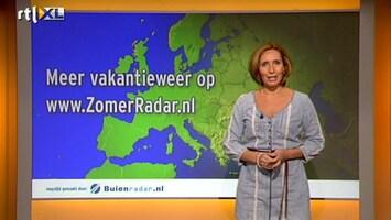 RTL Nieuws Vakantieweer: alleen wisselvallig in Spanje