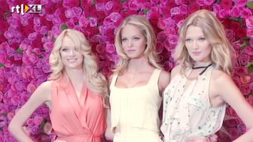 RTL Boulevard Victoria's Secret parfum lancering