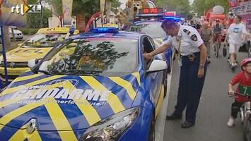 RTL Nieuws Nederlanders genieten achter de schermen bij de Tour