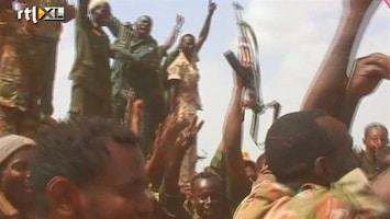 RTL Nieuws Oorlog dreigt in Sudan