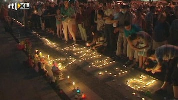 RTL Nieuws Massaal Bosnisch protest na overlijden baby