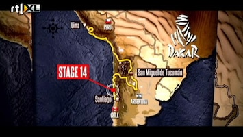 Rtl Gp: Dakar 2012 - Dakar Update 19 Januari
