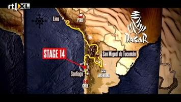 Rtl Gp: Dakar - Dakar Update 19 Januari