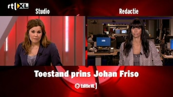 Editie NL Sandra Schuurhof heeft het laatste nieuws