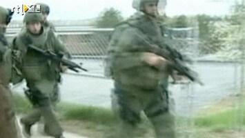 RTL Nieuws Bestorming en omsingeling verdachte Boston