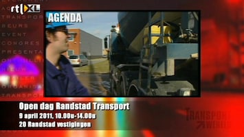 RTL Transportwereld Randstad Transport open dag