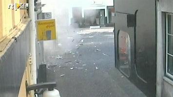 RTL Nieuws De explosie in Zwolle