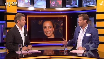 RTL Boulevard Suzanne Klemann opgelicht!