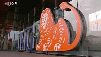 RTL Nieuws Massaontslag bij ING