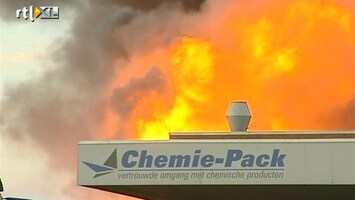 RTL Nieuws Chemie-Pack in Moerdijk is failliet