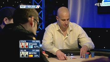 Rtl Poker: European Poker Tour - Uitzending van 18-11-2011