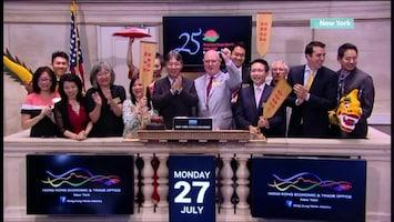 Rtl Z Opening Wall Street - Afl. 146