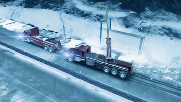 Highway Thru Hell Over the edge