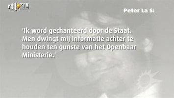 RTL Boulevard Wordt Peter La S. gechanteerd?