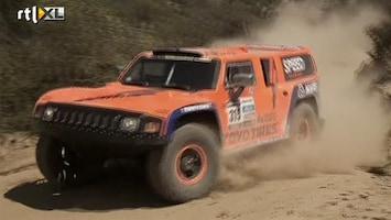 Rtl Gp: Dakar 2012 - Dag 15: De Auto's